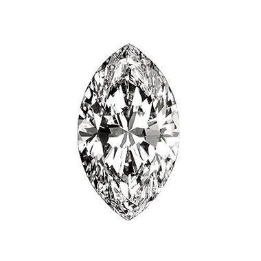 0.95 ct. Marquise-Cut Loose Diamond (E, SI2)