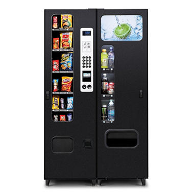 Selectivend 20 Drink/Snack Combo Vending Machine