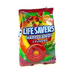 LifeSavers Hard Candy 5 Flavor Bag (2.5 lbs.)
