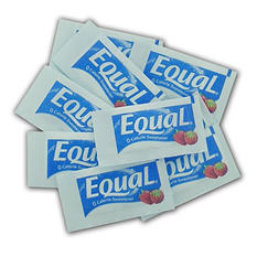 Equal Sugar Alternative Sweetener - 2,000 ct.