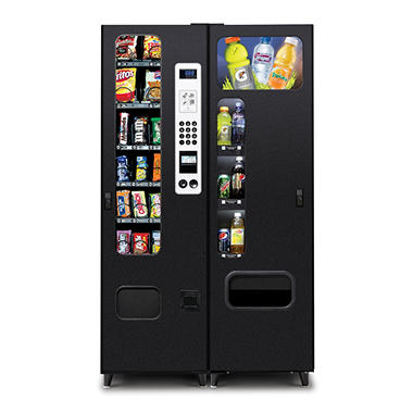 Selectivend Gatorade® 22 Selection Combo Vending Machine
