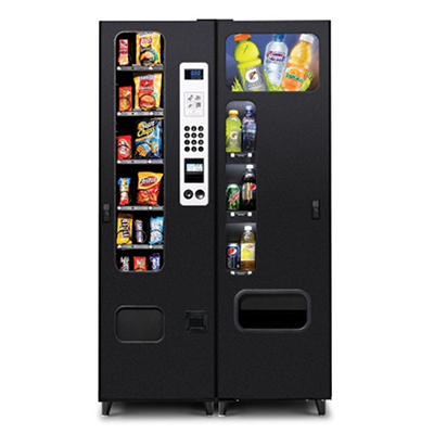Selectivend Gatorade® 20 Selection Combo Vending Machine
