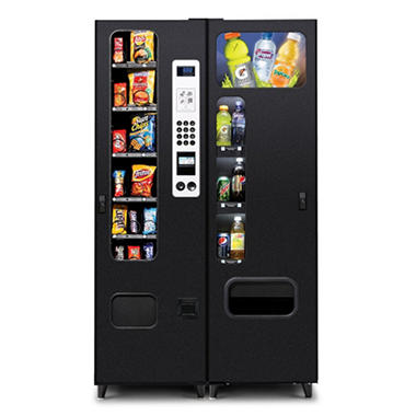 Selectivend Gatorade 20 Selection Combo Vending Machine