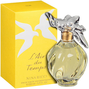 Nina Ricci L'Air du Temps Eau de Toilette Spray - 3.4 fl. oz.