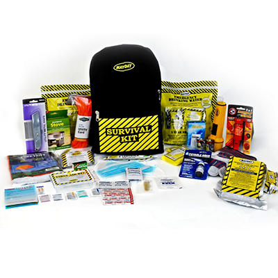 Augason Farms Deluxe Emergency Backpack Kit - 2 person