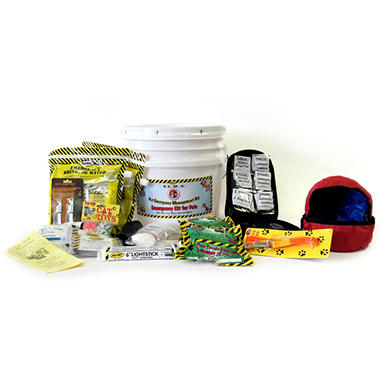 Augason Farms Emergency Kit for Cats - 35 Pieces