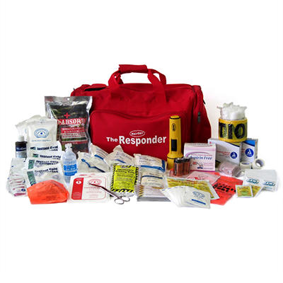 Augason Farms Responder First Aid & Trauma Kit