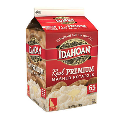 Idahoan® REAL Premium Mashed Potatoes - 3.24 lbs.