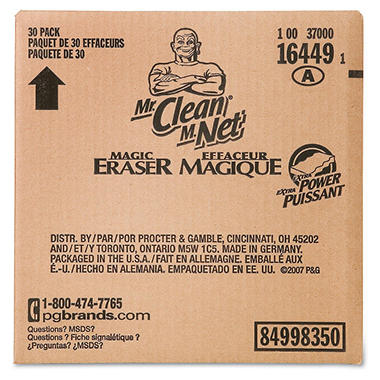 Mr. Clean Magic Eraser Extra Power - 30 Pack