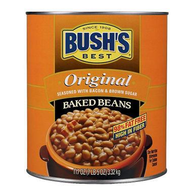 Bush's Best Original Baked Beans - 117 oz.