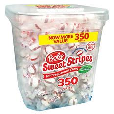 Bobs Sweet Stripes Square Tub (350 ct.)