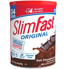 SlimFast! Chocolate Royale Shake Mix - 31.18 oz.