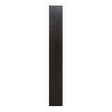 A. Joffe MI4884-E Double Wide Bookcase - Espresso Finish - 12 Shelves