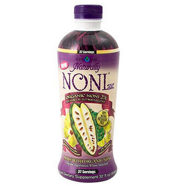 Naturally Noni Juice 2X Strength - 32oz