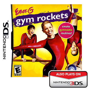 Ener-G Gym Rockets - NDS