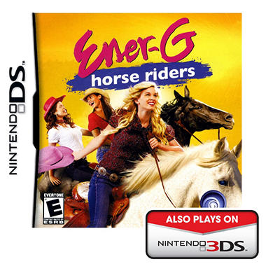 Ener-G Horse Riders - NDS