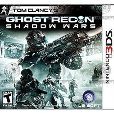 Tom Clancy's Ghost Recon: Shadow Wars - 3DS