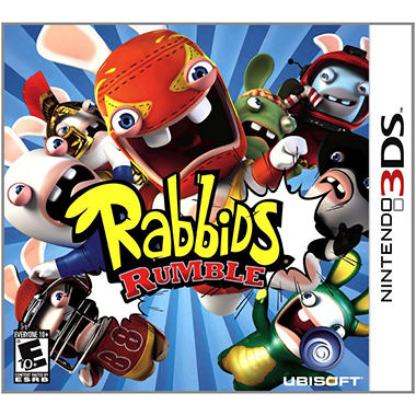 Rabbids Rumble – 3DS