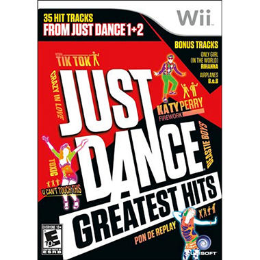 Just Dance Greatest Hits - Wii