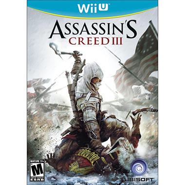 Assassin's Creed 3 - Wii U