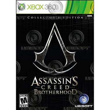 Assassin's Creed Brotherhood Collector's Edition - Xbox 360