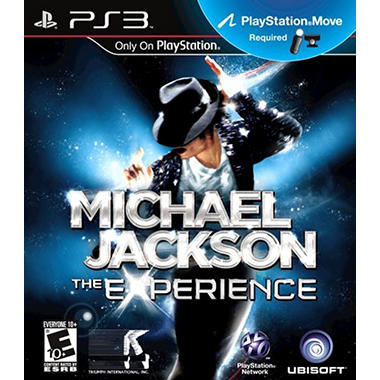 Michael Jackson: The Experience - PS3 Move