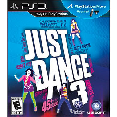 Just Dance 3 - PS3 Move