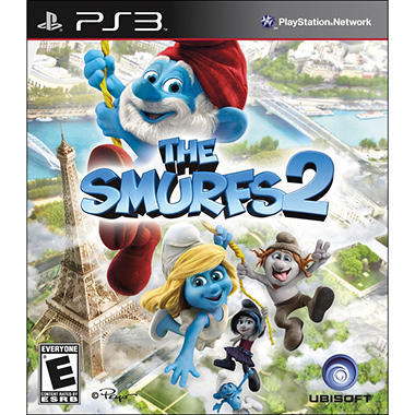SMURFS 2 PS3 SMURFS2 PS3