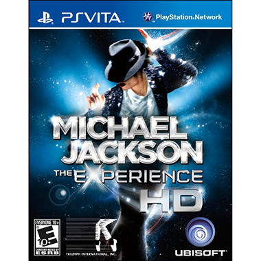 Michael Jackson: The Experience - PS Vita