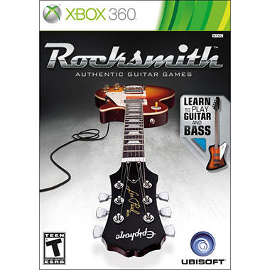 Rocksmith with Bass ? Xbox 360