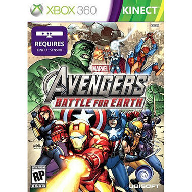 360 Marvel Avengers