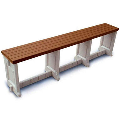 "74"" Bench - Redwood"