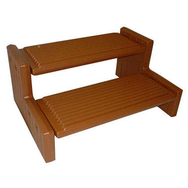 Handi-Step / Spa Step - Redwood