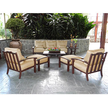 Americana Outdoor Deep Seating Set 7 pc.