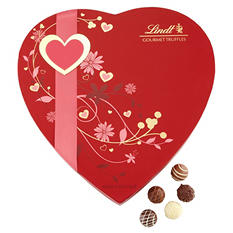 Lindt Gourmet Truffle Passion Heart (11.7 oz.)
