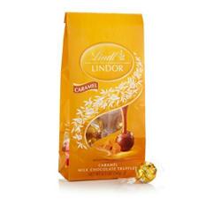 Lindt Lindor Caramel Truffle Bag (8.5 oz.)