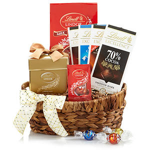 Lindt Classic Gift Basket