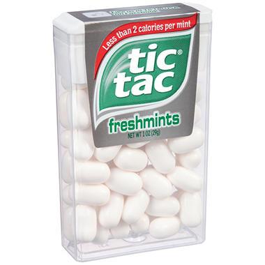 TIC TAC FRESHMINT 12 CT