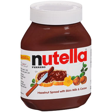Nutella� Hazelnut Spread - 35.3 oz.
