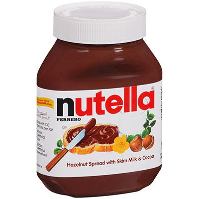 Nutella® Hazelnut Spread - 35.3 oz.