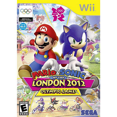 Mario & Sonic at the London 2012 Olympic Games - Wii