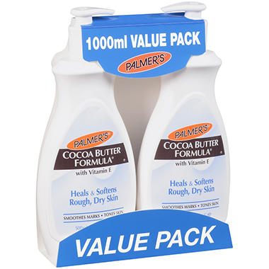 Palmer's® Cocoa Butter Formula® Lotion - 2/500 ml