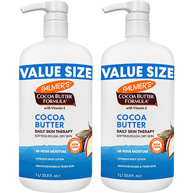 COCOA BUTTER LOTION 33.8OZ