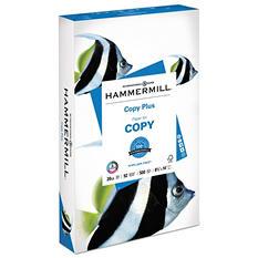 "Hammermill - Copy Plus Copy Paper, 20lb, 92 Bright,  8-1/2 x 14"" - Ream"