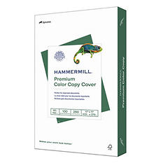 Hammermill - Color Copy Digital Cover Stock, 11 x 17, White - 250 Sheets