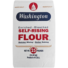Washington Self-Rising Flour - 25 lb.