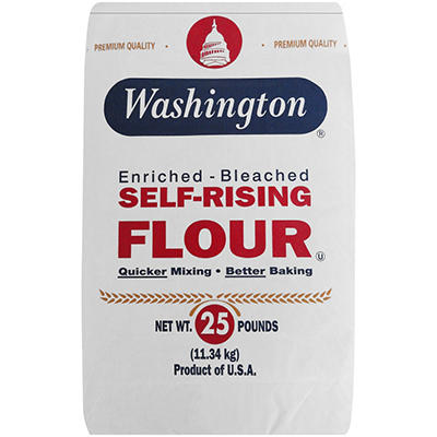 Washington Self-Rising Flour - 25 lb.
