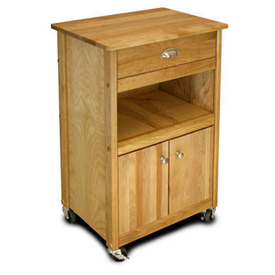 Open Storage Cuisine Cart