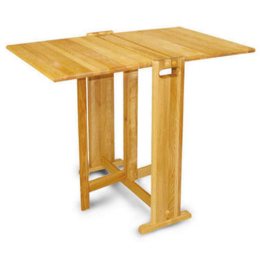 Dual Drop Leaf Fold-Away Table