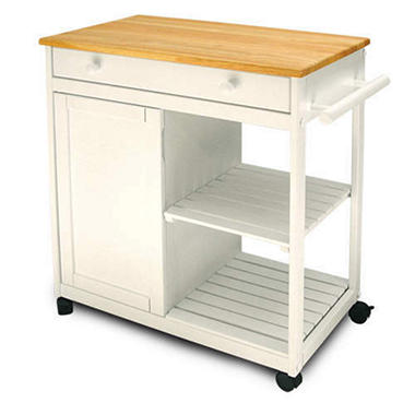 Preston Hollow Kitchen Cart